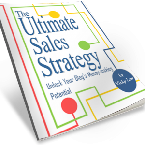 The Ultimate Sales Strategy: Unlock Your Blog's Money-Making Potential